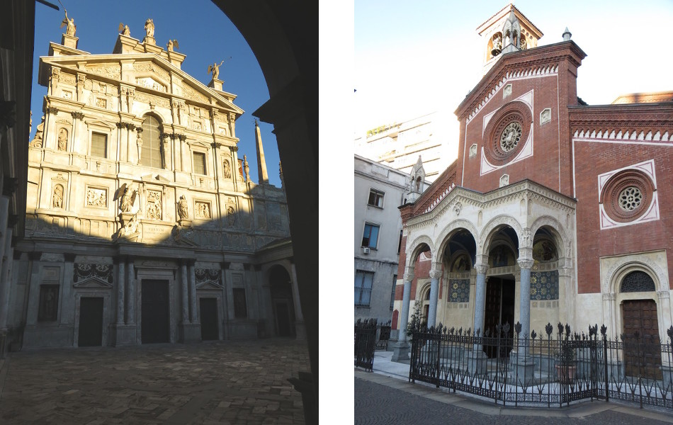 Santa Maria dei Miracoli, Sant'Eufemia