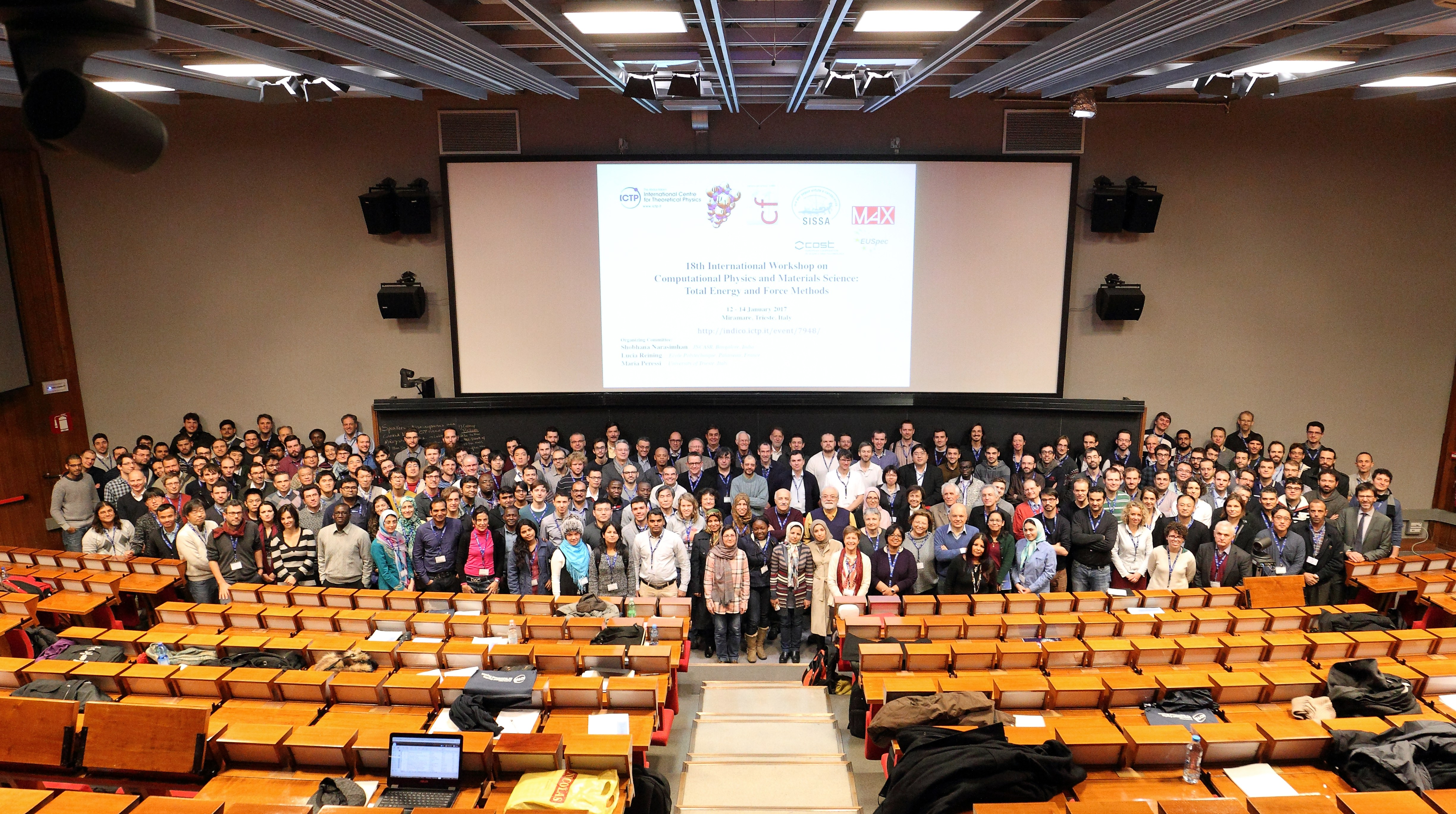 """SCIENTIFIC REPORT ON THE """"18TH INTERNATIONAL WORKSHOP ON"""