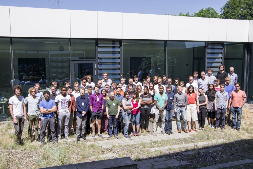 15th ETSF Young Researchers Meeting